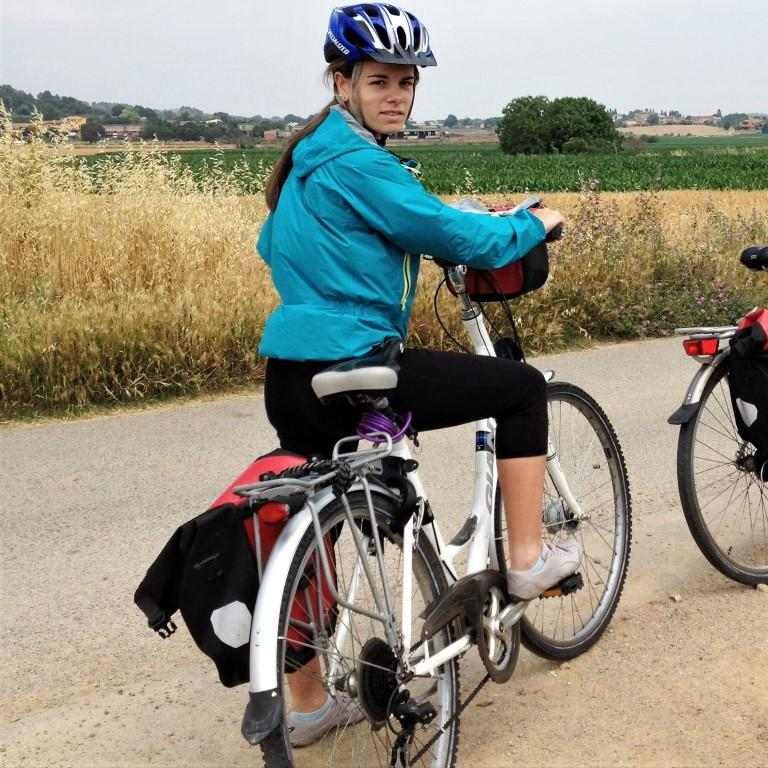 Victoria Inguanzo I Spanish Bike Tours